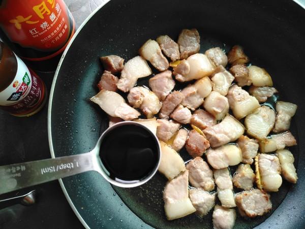 冰糖老抽红烧肉的简单做法