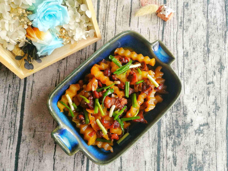 鸭肉香锅怎样煮