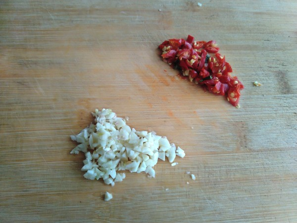 白蘸手撕兔肉的做法图解