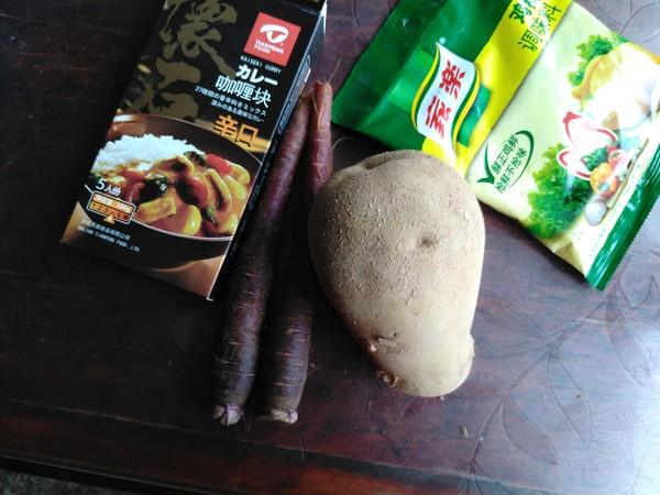 土豆咖喱的做法大全