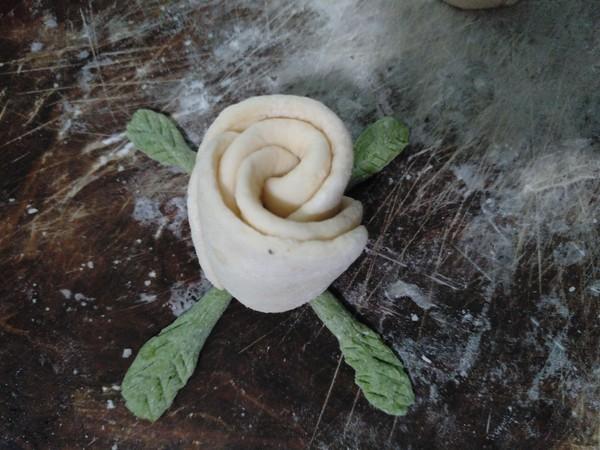 绿叶玫瑰怎么吃