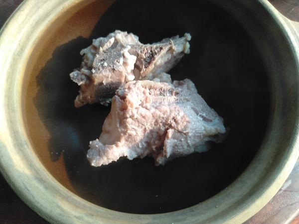 龙骨小火锅的家常做法