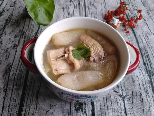 鸡肉炖汤怎么炒