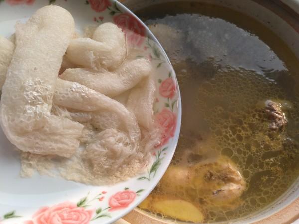 鸡肉炖汤怎么吃
