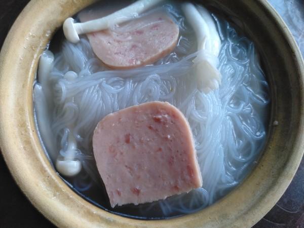 香味砂锅粉条怎么做