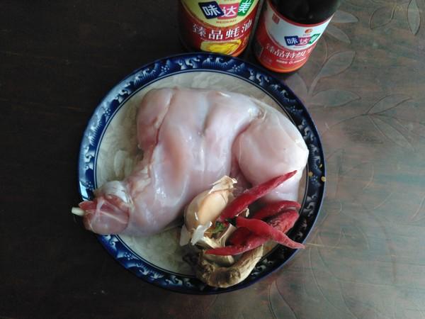 手撕兔肉的做法大全