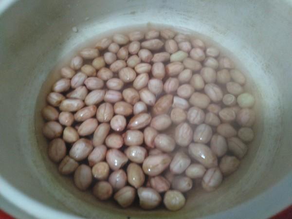 盐焗花生米的做法图解