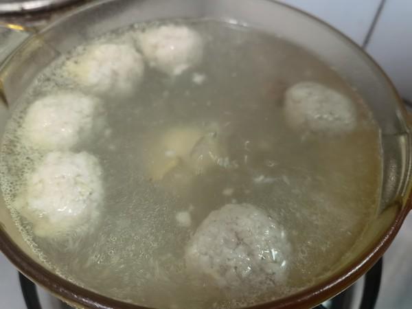 荸荠肉丸汤怎么煮