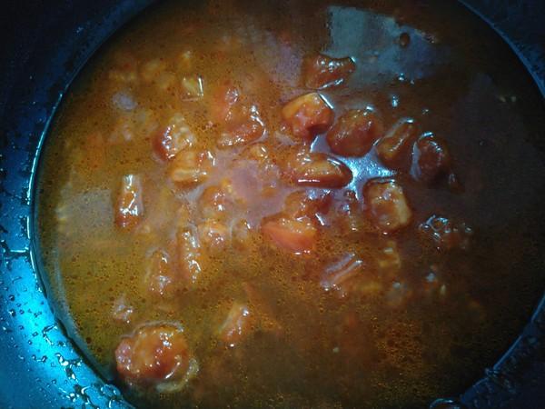番茄杏菇肉丸汤怎么煮
