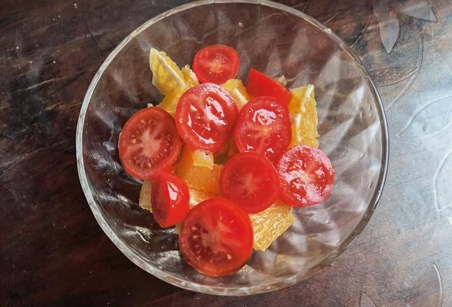 水果沙拉怎么吃