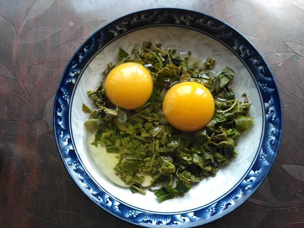 香椿炒鸡蛋的做法图解