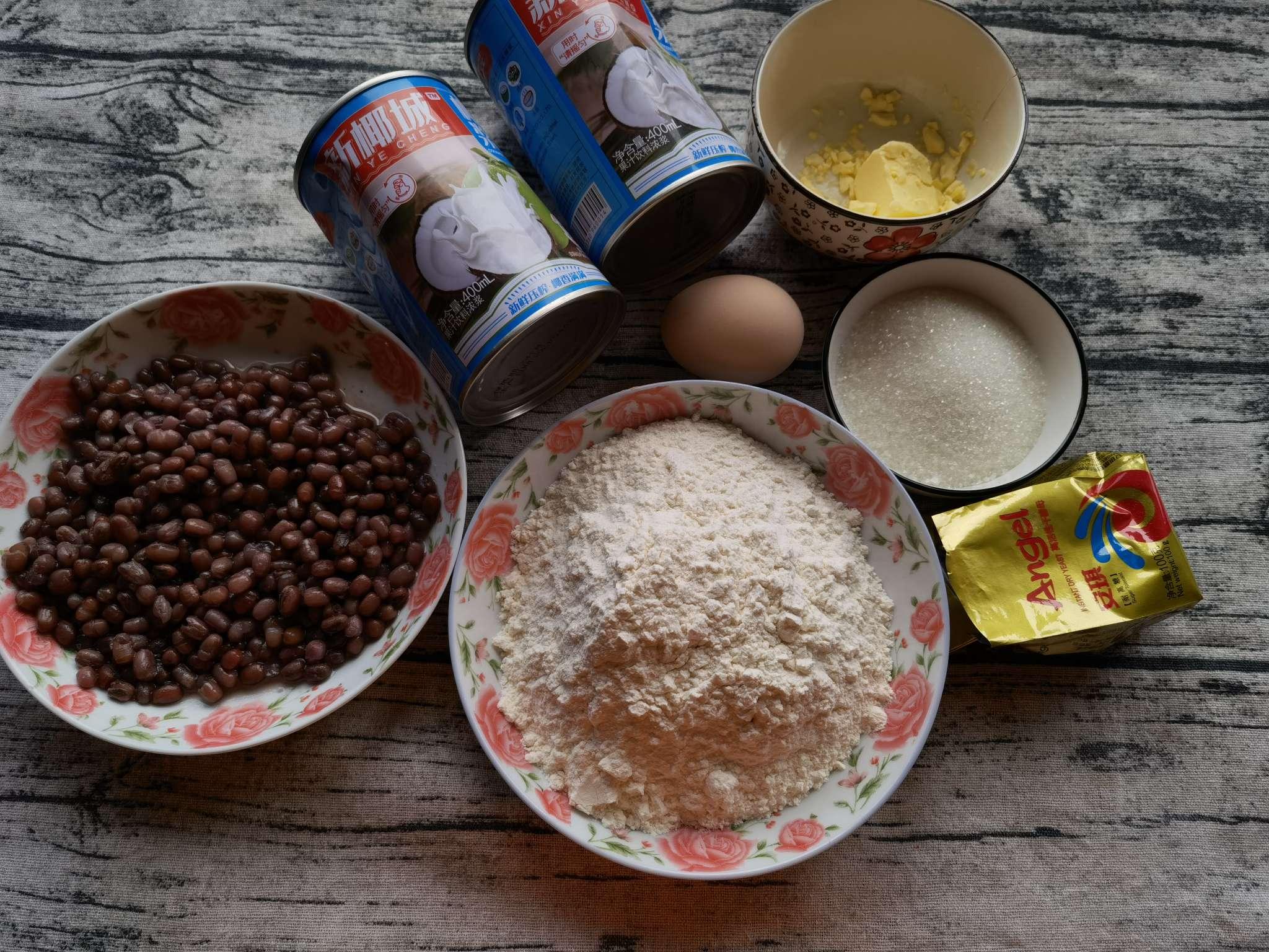 椰浆面包的做法大全