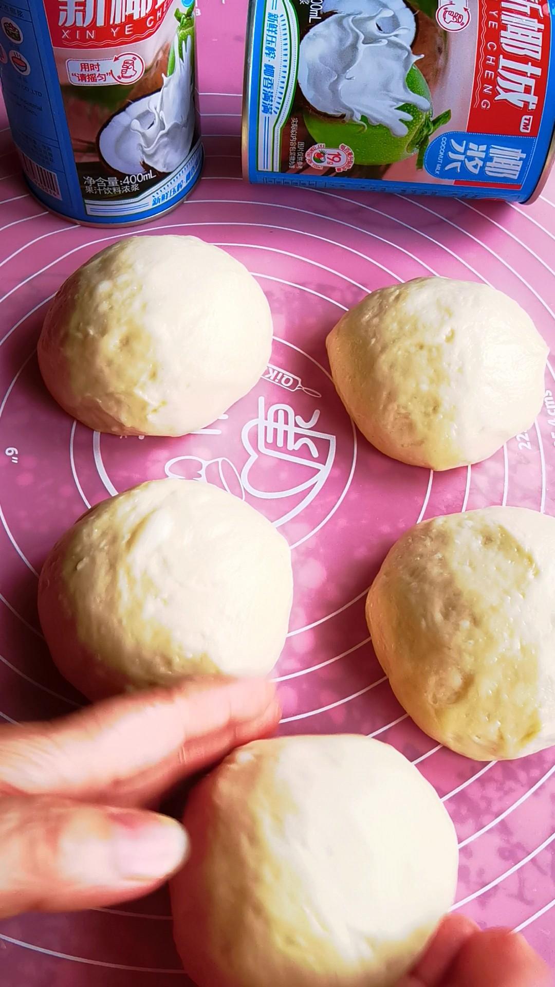 椰浆面包怎么煮