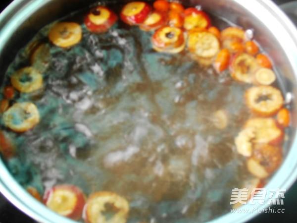 消暑酸梅汤的家常做法