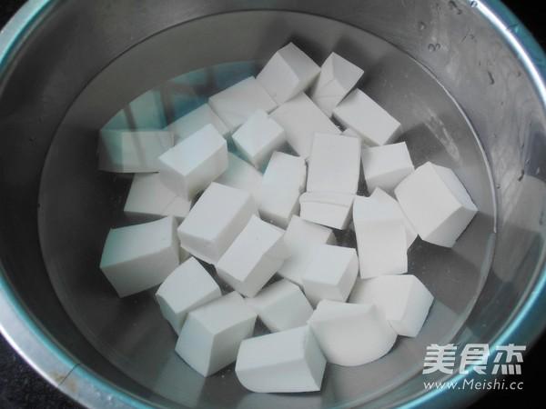 丝瓜豆腐鸡蛋汤的做法图解