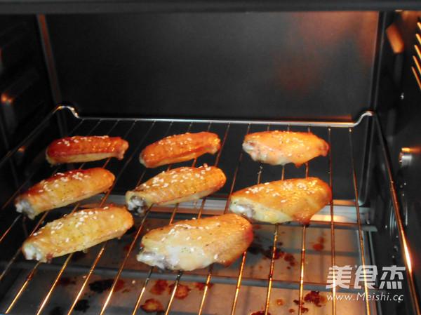 蜜汁烤鸡翅怎么做