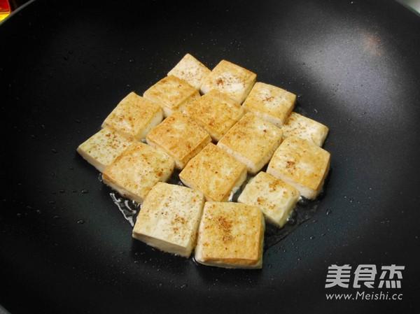 椒盐豆腐的简单做法