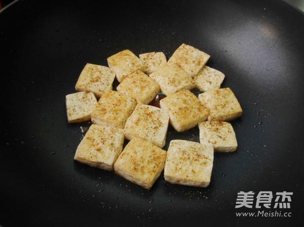 椒盐豆腐的家常做法