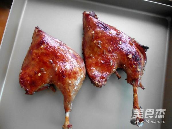 香烤鸭腿怎样煸