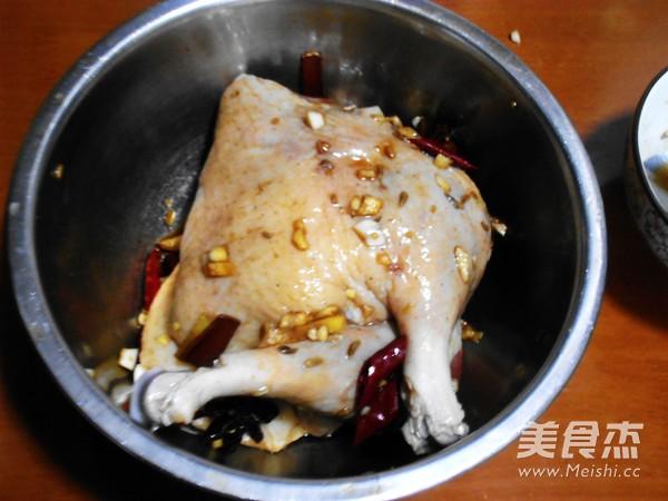 香烤鸭腿的简单做法