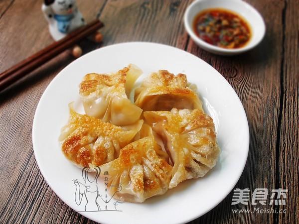 泡菜饺子怎么煸