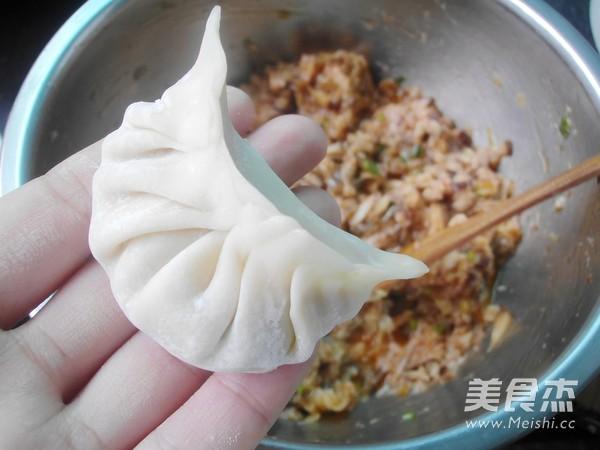 泡菜饺子怎么做