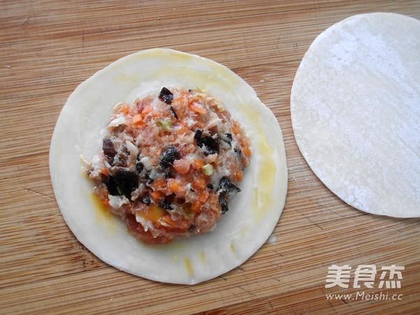 饺子皮小馅饼怎么吃