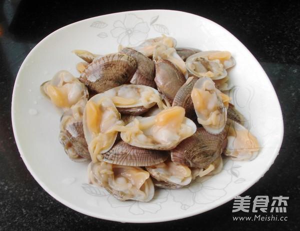 辣炒蛤蜊的做法图解