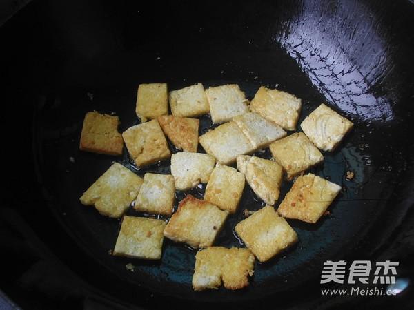 农家煎豆腐怎么做