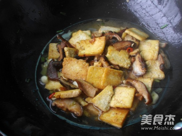 农家煎豆腐怎么炖