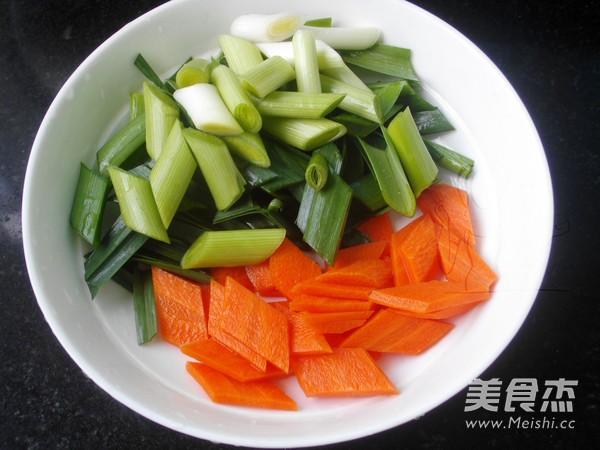 小炒菜花的简单做法
