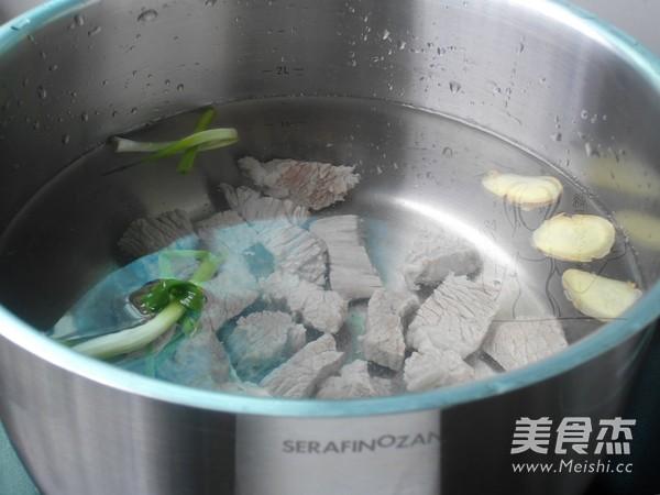 咖喱牛肉粉丝汤怎么吃