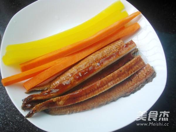 鳗鱼寿司卷的做法图解