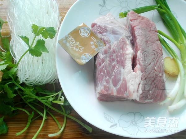 咖喱牛腩粉丝汤的做法大全