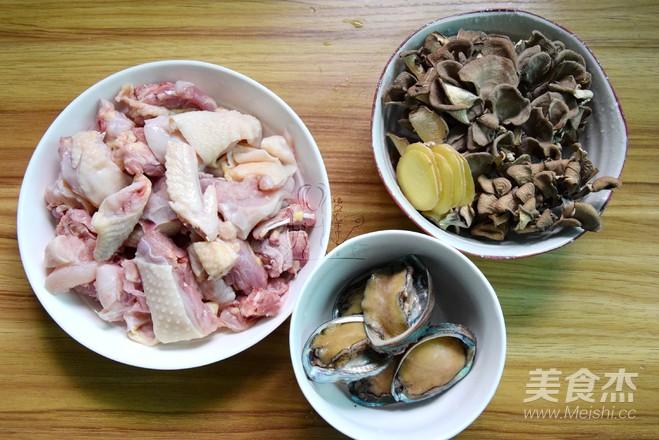 灰树花鲜鲍鱼鸡汤的做法大全