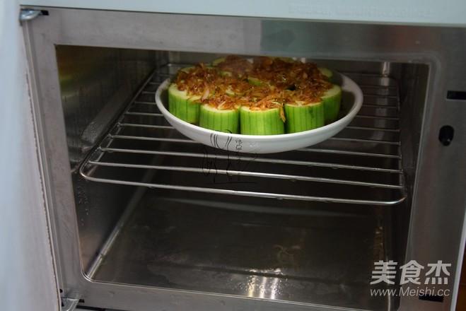 蒜蓉干贝蒸丝瓜怎么煮