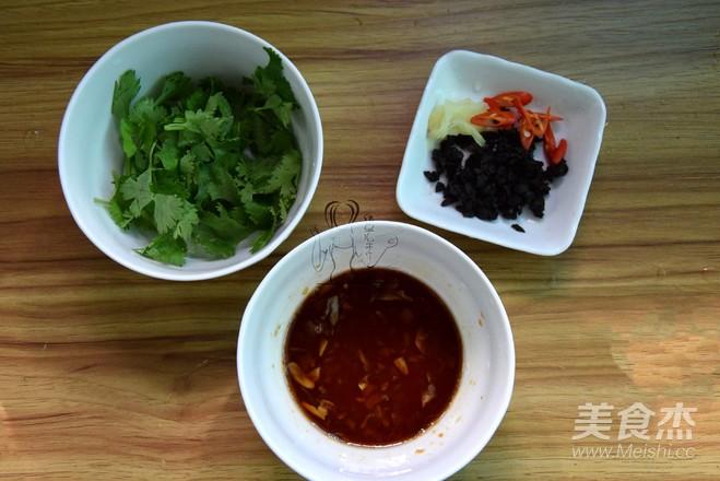 香辣豆豉拌蛏肉怎么吃