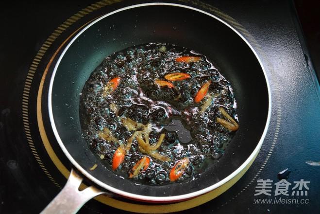 香辣豆豉拌蛏肉怎么炒