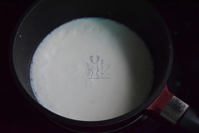 姜撞奶的步骤