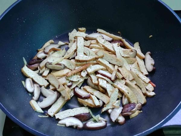 豆腐干香菇汤怎么吃
