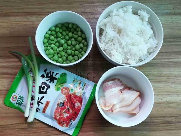 培根泡菜炒饭的做法大全
