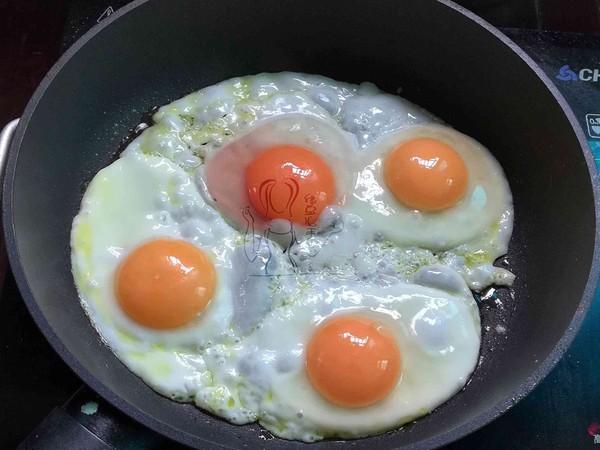 豆豉炒荷包蛋的家常做法