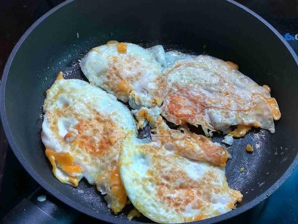 豆豉炒荷包蛋怎么吃