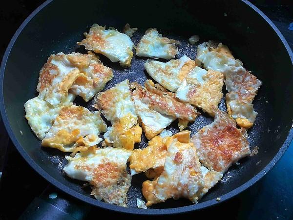 豆豉炒荷包蛋怎么做