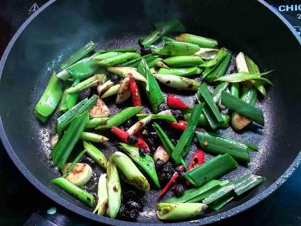 豆豉炒荷包蛋怎么煮