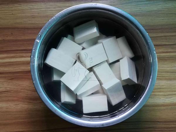 椒盐豆腐的做法图解