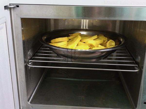 奶酪红薯圆子的家常做法