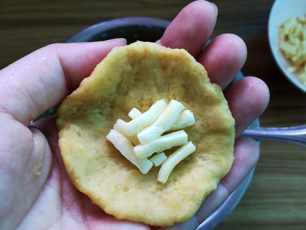 奶酪红薯圆子怎么炒