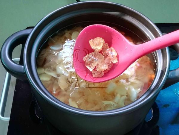 木瓜银耳百合汤怎么煮