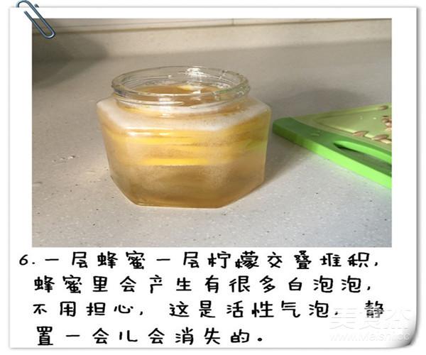 自制美容柠檬蜂蜜怎么炒